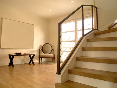 bed stair