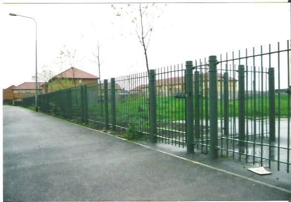 Green Fencing